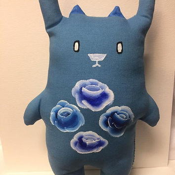 Blue Rose Monster
