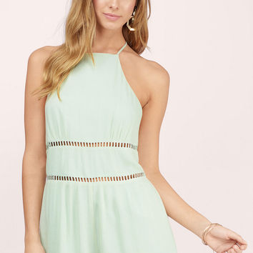 By The Sea Romper