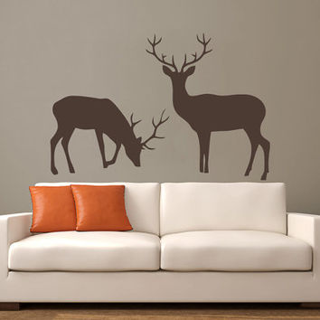 Deer Hunting Wall Decals Murals