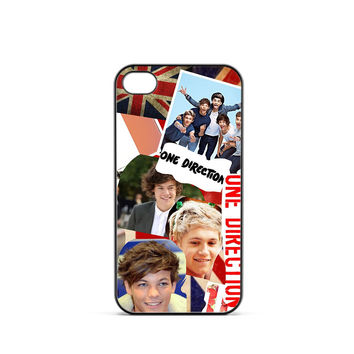One Direction Collateral iPhone 4 / 4s Case