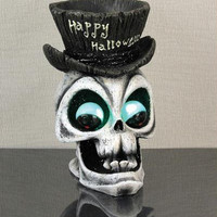 2 Halloween Dishes - Candy Holder