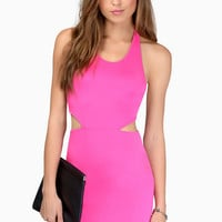 Cut You Off Bodycon Dress