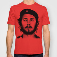 Che Karl (Workaholics + Che Guevara) T-shirt by Olechka