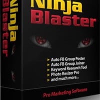 Ninja Blaster Crack 2018 With License Key Full Free Download