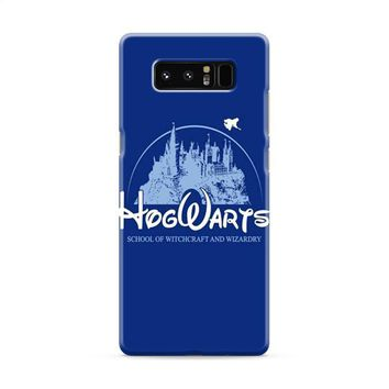 harry potter hogwart disney Samsung Galaxy Note 8 Case