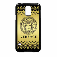 Versace Chevron Gold Edition Samsung Galaxy S5 Case