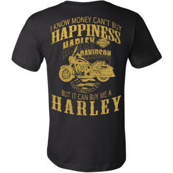 IT CAN BUY ME A HARLEY