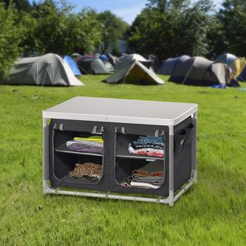 Campart Travel CU0721 Camping Cupboard