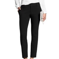 Banana Republic Womens Factory Ryan Fit Skinny Ankle Trouser
