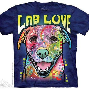 New LAB LOVE DEAN RUSSO T SHIRT