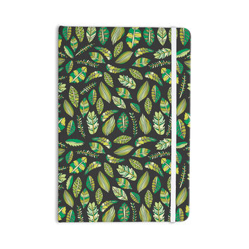 "Pom Graphic Design ""Tropical Botanicals 2"" Nature Green Everything Notebook"