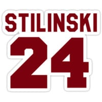 Stilinski 24- Specifically for Hoodies