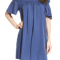 French Connection Stayton Off the Shoulder Dress | Nordstrom
