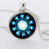 Iron Man Inspired Necklace