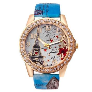 Paris  Watch for women