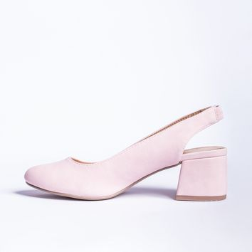 Sealily Slingback Pump