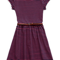 Totally Sweet Striped Dress (Kids)