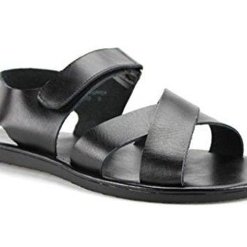New Men's 52632 Roman Gladiator Leather Strap Sandals