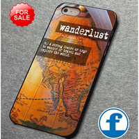 Vintage Travel Quote (2)  for iphone, ipod, samsung galaxy, HTC and Nexus PHONE CASE
