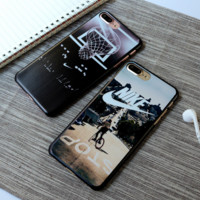 """""""Nike"""" Printed Iphone 7&7 Plus Cover Case + Nice Gift Box"""