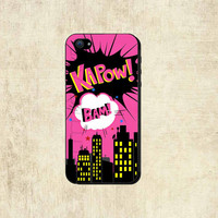 Superhero Inspired iPhone 4 Case  iPhone 5 Case  by mylittlecase