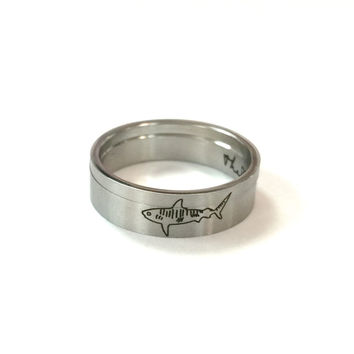 Mano Anti- Shark Finning Ring