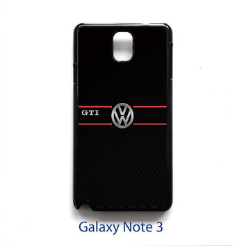 VW Gti Case Fit For iPhone Series , Samsung Galaxy Series and iPod 5