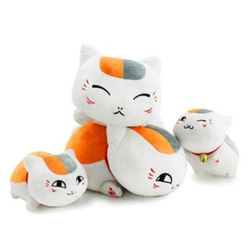 New Cute Fortune Cat Lucky Pillow cushion Soft Plush Stuff Toys Doll Gift