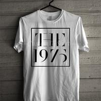 The 1975 Band T shirt -5wND Unisex T- Shirt For Man And Woman / T-Shirt / Custom T-Shirt