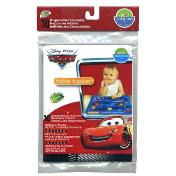 Disney / Pixar Cars 10-pk. Table Topper Disposable Placemats by Neat Solutions