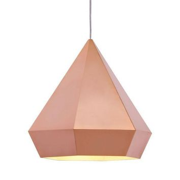Forecast Ceiling Lamp Gold Rose Gold