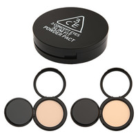 3 CONCEPT EYES SLIM FIT POWDER PACT | STYLENANDA EN