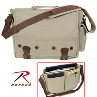 Rothco Vintage Canvas Trailblazer Laptop Bag