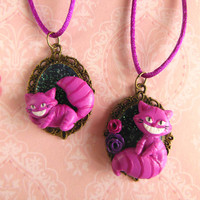 Alice in Wonderland Cameo Cheshire Cat