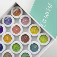 Makeup Colour Pop Eyeshadow Powder Durable Waterproof Cosmetic 20 Colors [8833976140]