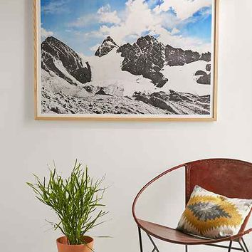 Adam Harteau Peruvian Mountain Art Print