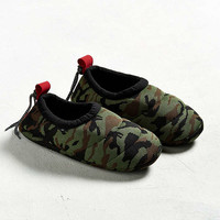 UO Knit Camo Slipper | Urban Outfitters