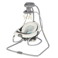 Graco DuetSoothe Winslet Infant Swing and Rocker   Overstock.com Shopping - The Best Deals on Swings