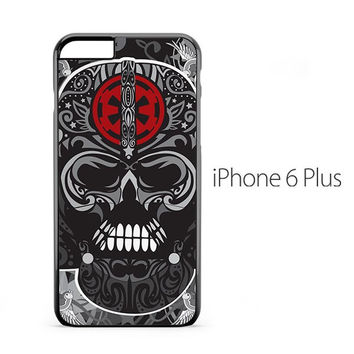 Darth Vader Day of the Dead iPhone 6 Plus Case