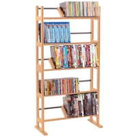 Atlantic Element Cd & Dvd Rack