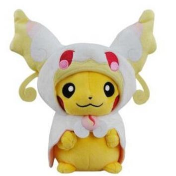 "7.8"" Cosplay Audino Pikachu Plush"
