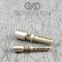 Dabs Stainless Steel Flux Nails