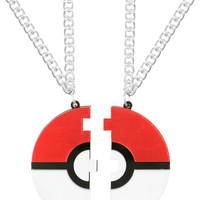 POKEBALL FRIENDSHIP NECKLACE