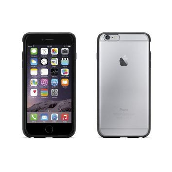 Griffin Reveal Clear Protective Case with Black Trim for iPhone 6 Plus