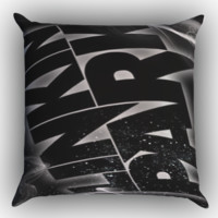 Linkin Park Facebook Covers Zippered Pillows  Covers 16x16, 18x18, 20x20 Inches