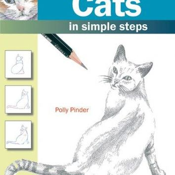 How to Draw Cats: In Simple Steps (How to Draw)