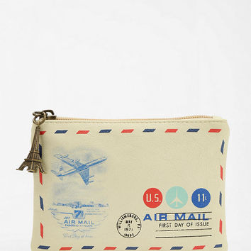 Cooperative Post Card Zip-Pouch - Urban Outfitters