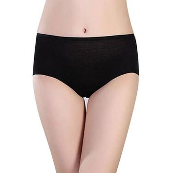 Discount!Sale!Women Lady Menstrual Period Leakproof Physiological Pant Briefs Seamless Panties