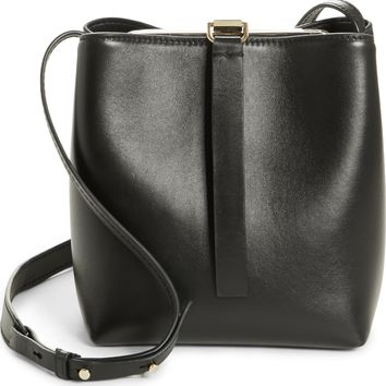 Proenza Schouler Frame Leather Crossbody Bag | Nordstrom