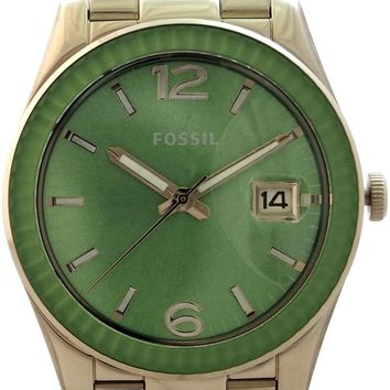 fossil - es3731p perfect boyfriend stainless steel watch
